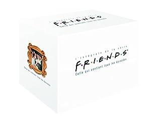 Friends - l'Intégrale de la Série - Saisons 1 à 10 - Coffret DVD (B009LL5SVK) | Amazon Products