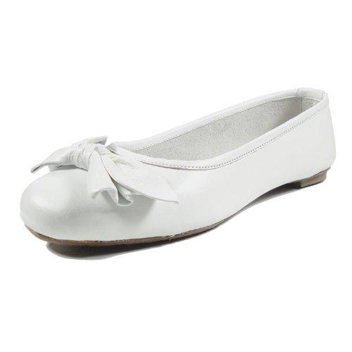 Ornela Brenti 33093-542 Damen Schuhe Premium Qualität Ballerina Blau (hellblau) [EU 38.0] tXh5sHtU