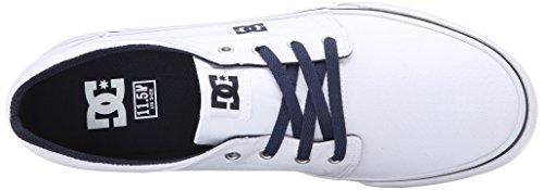 DC TRASE TXDSD Herren Sneakers White/Navy M76c97ur