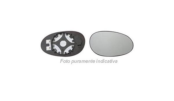 TarosTrade 57-0603-L-51251 Vetro Specchietto Retrovisore Riscaldabile Per Mini CooLato Sinistro