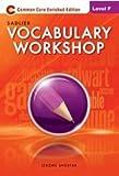 Vocabulary Workshop: Level F by Jerome Shostak (2012-08-02)