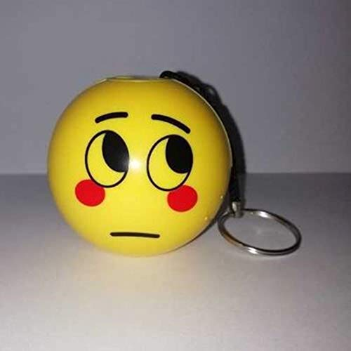 xikaiai Netter Ausdruck Bluetooth Audio Mini Netter hängender Geschenk-Sprecher (Dekorative Elegante Ausdrücke)