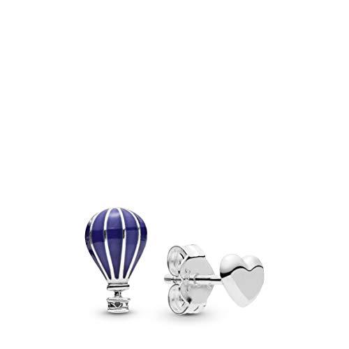 19 - Pandora Mujer plata Pendientes de botón 298058EN195