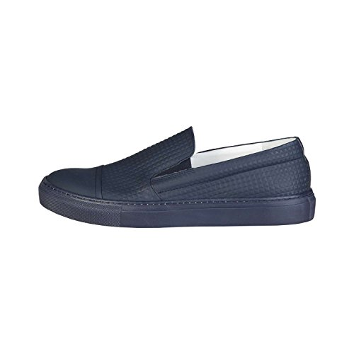 Made in Italia - LAMBERTO Baskets Coupe-Bas Glisser Sur Pour Homme
