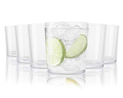 Pasabahce Andorra vasos agua - 390 ml - conjunto 6