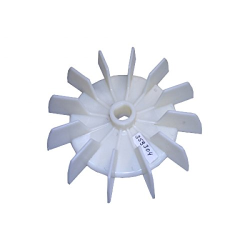 ATIKA Ersatzteil - Lüfterflügel 150 x 16mm für ASP 8 N ***NEU***
