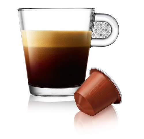 Nespresso Envivo Lungo 50
