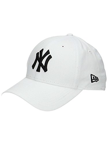 New Era New Era Kappe Herren New York Yankees, Weiß/Schwarz, OSFA, 10531940