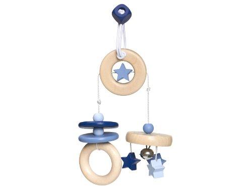 Selecta 31480 - Sternchen Spaß Bellybutton, blau