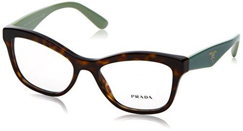 Prada Brille (PR 29RV 2AU1O1 54) Prada Brillengestelle Männer