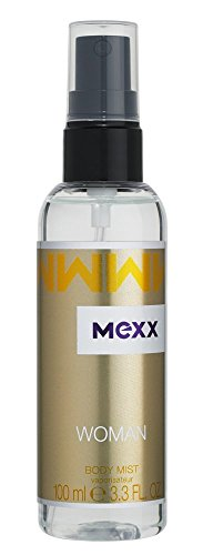 Mexx Woman - Body Spray - Blumig-frisches Damen Parfüm mit Zitrone, Rose und Jasmin - 1er Pack (1 x 100ml)