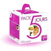 Pack minceur 5 Jours - Pour une perte de poids optimale en 5 jours
