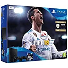 Sony PS4 1 TB Slim Console and Additonal Controller (Free Games: FIFA 18)