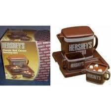 HERSHEYS Classic Hot Cocoa Servieren Set