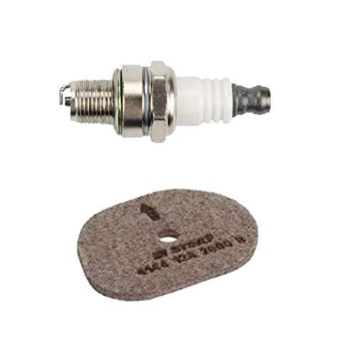 SM SunniMix Kit di Filtro Aria Ignition Coil String Trimmer Sostituzione 4144 124 2800
