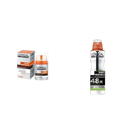 L'Oréal Paris Men Expert Hydra Energetic Crema Idratante Anti-Fatica, 50