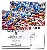 Sennelier Pastellkreide-Block 16x24 cm - Sennelier Pastel Card