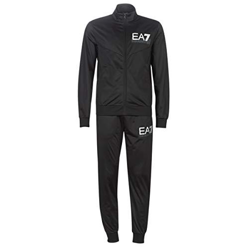 Emporio Armani EA7 6GPV58-PJ08Z-1202 Jogging & Sportbekleidung Herren Schwarz - XL - Jogginganzüge