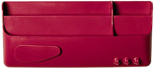 Bi-Office Boîte pour Accessoires Rouge