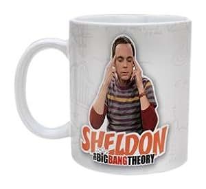 Kaffeetasse-Sheldon