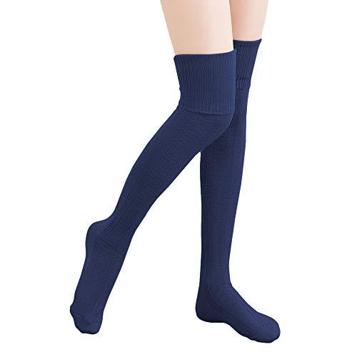 Sockenamp; Overknee Überknie Damen Strümpfe Kniestrümpfe n0wNOP8kX