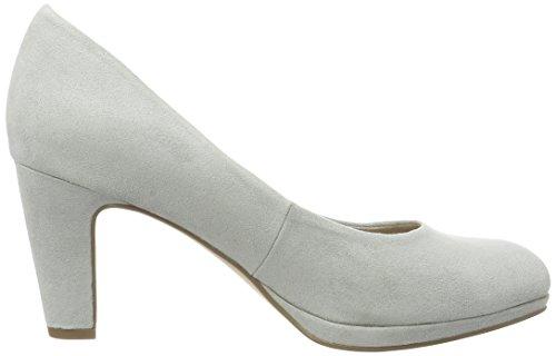 Tamaris Damen 22420 Pump Grau (grigio 200)