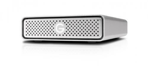 Bargain G-Technology G-DRIVE 0G03675 6000 GB External Hard Drive – Silver Discount