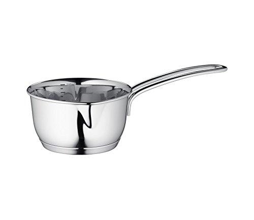 Küchenprofi Butterpfännchen 12 x 6,5cm, Edelstahl, Silber, Ø 10cm (Tee-topf Für Induktion Herd)
