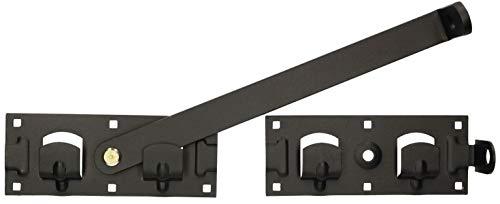 ZINCATO forma a 1000 mm m 8-1 stü Asta di filettatura Din 976-1 8.8 acciaio GALV