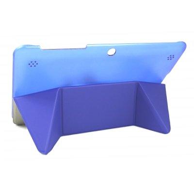 Silver HT Fullcase Origami O2 - Funda para BQ Edison 2, Color Azul