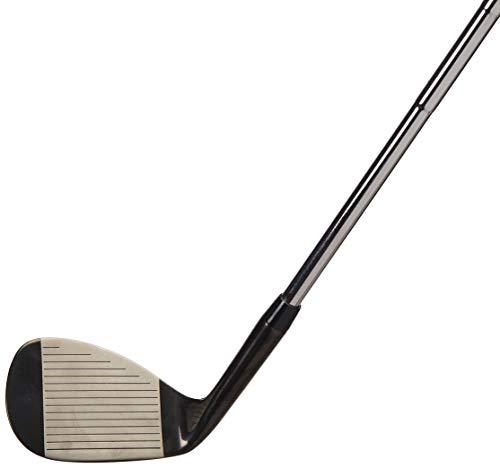 Wilson Staff Herren Golfschläger/Harmonized-Wedge, schwarz Chrom, rechtshänder-Schläger, 60,0 Grad