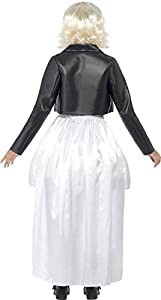 Smiffy's Women's White Bride Of Chucky Costume - US Dress 10-12 (US)