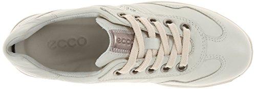 ECCO  Ecco Mobile II, Chaussures de ville à lacets pour femme Shadow White