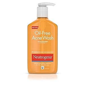 Neutrogena Acne Wash, Oil-Free, 4.2 Oz, 269 ml (Pack of 1) (SG_B000NWAOI8_US)