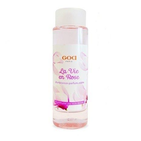 GOA - Recharge la vie en rose