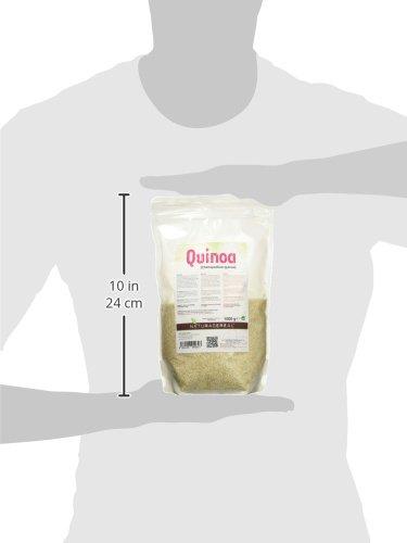 Naturacereal Quinoa, weiß, 1er Pack (1 x 1 kg) - 4