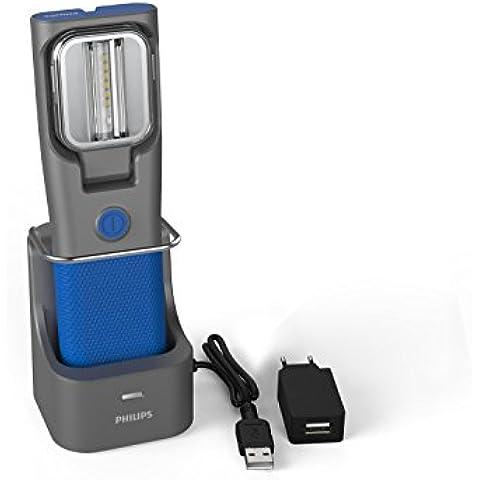 Philips LPL33X1 Lámpara de Inspección LED, 240 lm, con Base RCH21