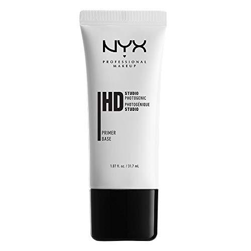 NYX Professional Makeup Primer High Definition, Minimizza i Pori e le Righe d'Espressione