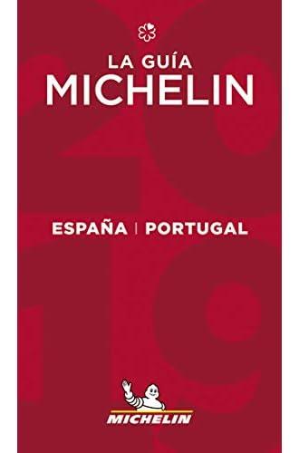 La guía MICHELIN España & Portugal 2019: Restaurants & Hotels