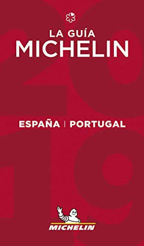 La guía MICHELIN España & Portugal 2019: Restaurants & Hotels (La guida Michelin)