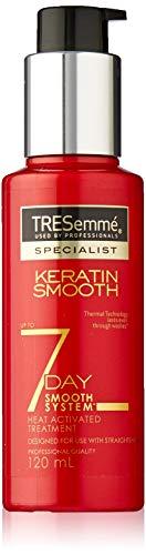 TRESEMMÉ LISO KERATINA 7 DÍAS tratamiento 125 ml (Hair Essentials Care System Salon)