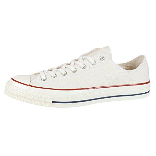 Converse Chuck Taylor All Star Ox, Unisex-Erwachsene Sneaker offwhite