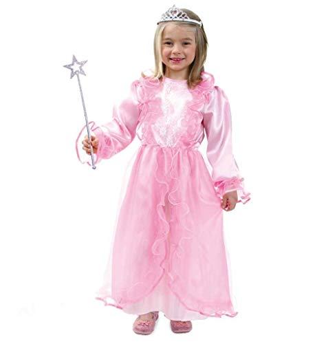 KarnevalsTeufel Kinderkostüm Prinzessin Lena 1-TLG. Kleid für Kinder, -