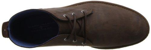 Skechers Ampthill, Bottes Classics courtes, non doublées homme Marron - Braun (DKBR)