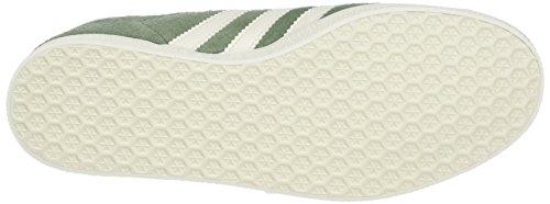 adidas Gazelle, Scarpe da Ginnastica Basse Unisex – Bambini Verde (Trace Green/off White/footwear White)