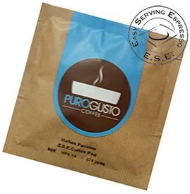 PureGusto ESE Coffee Pods Mixed Selection Pack x 100 – FREE DELIVERY – Great Taste Award Winner Included