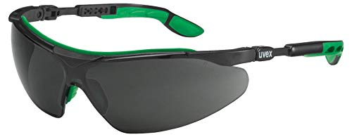 UVEX i-vo 9160 Schutzbrille für Schweißerhelfer, Schutzstufe 5,0