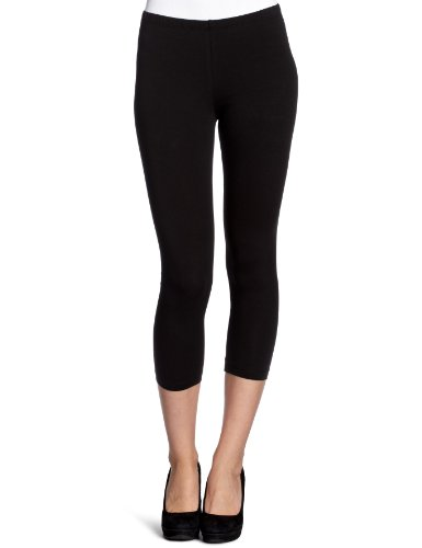 ONLY - Only Live Love Ÿ Leggins, Leggings da donna, Nero, L (DE: 40)