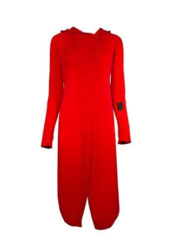 Musterbrand Star Wars Cardigan Damen Red Sith Apprentice Cardigan Hoodie Rot L