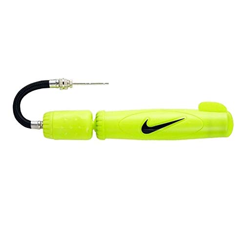 Nike Ball Pump Intl Stirnband, Volt/Black, One Size -